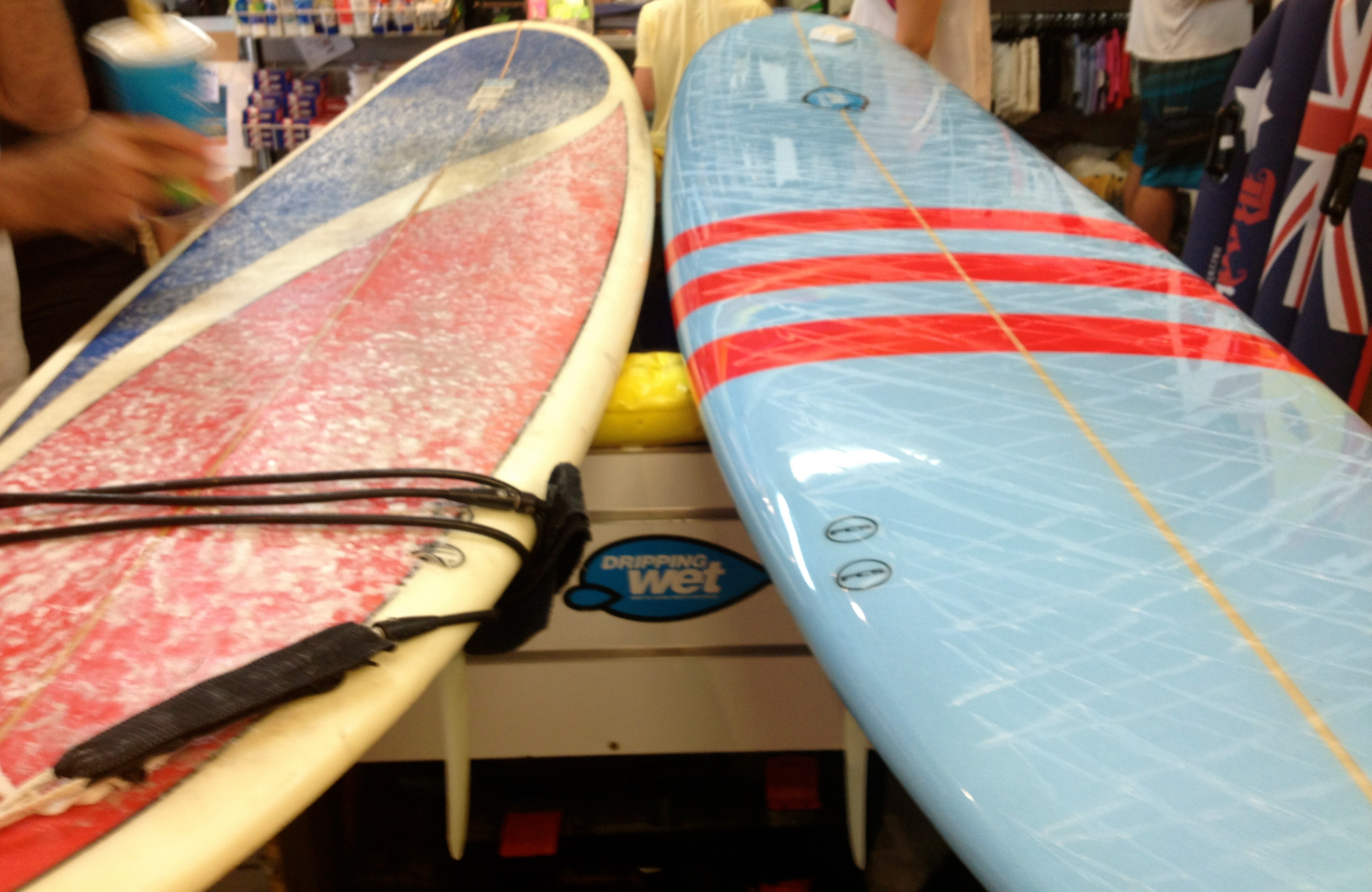 Surfboards Venus Goes Gidget